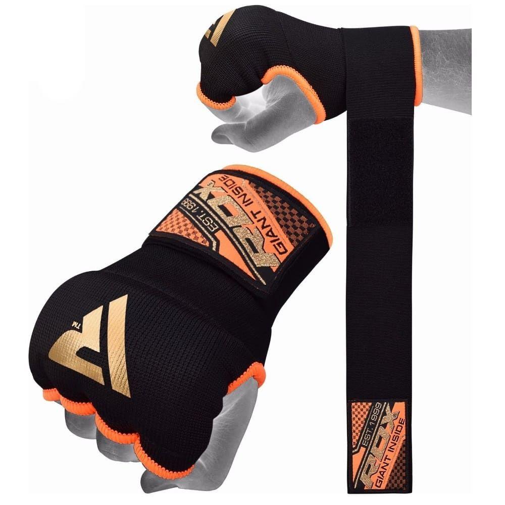 Гелевые бинты-перчатки RDX CARBON B-OR GEL