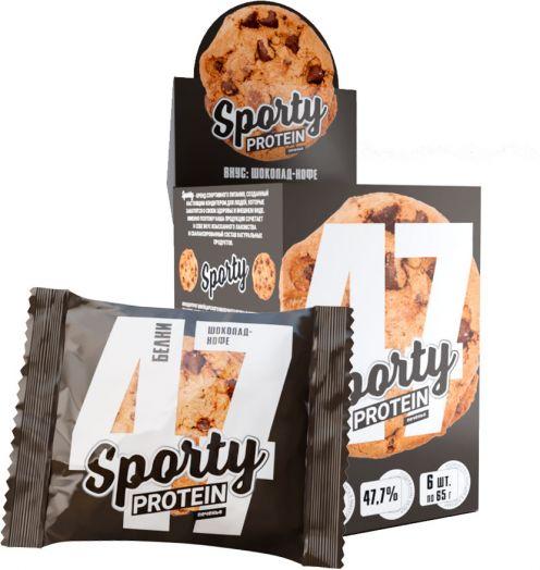 Sporty Protein - протеиновое печенье