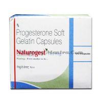 Натурогест капсулы (Прогестерон 100мг) Герман Ремедиес для заместительной гормонотерапии | German Remedies Naturogest capsules Progesterone (100mg)