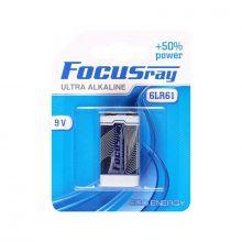 """Крона 6LR61 """"Focus ray"""" 9v"""