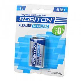 "Крона 6LR61 ""Robiton"" 9v"