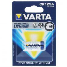 "Литиевая батарейка CR123A ""Varta"" 3v"