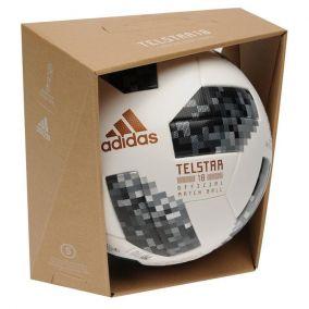 Футбольный мяч Adidas Telstar 18 (встроенный чип)