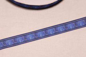 `Лента репсовая с рисунком, ширина 22 мм, Арт. Р-ЛР5634
