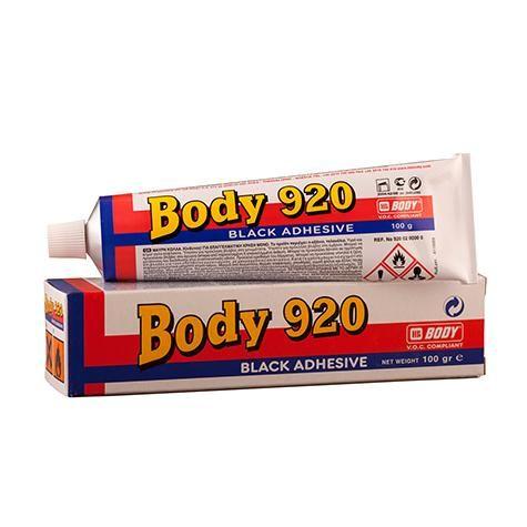 HB Body Герметик 920 черный, объем 100гр.