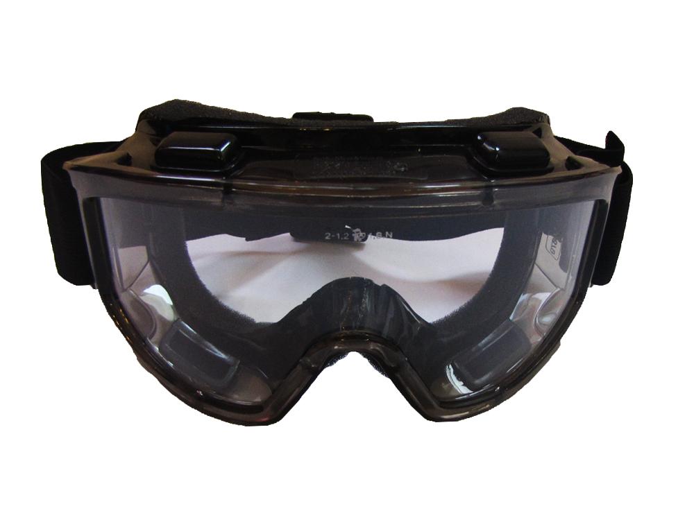 Защитные очки с поролоновой вставкой