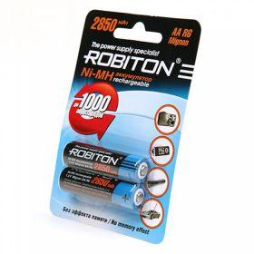 """Аккумулятор AA """"Robiton"""" 2850 mAh 1.2v"""
