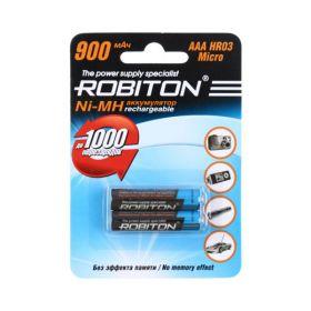"Аккумулятор AAA ""Robiton"" 900 mAh 1.2v"