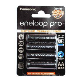 "Аккумулятор AA ""Panasonic"" (Eneloop Pro) 2500 mAh 1.2v"