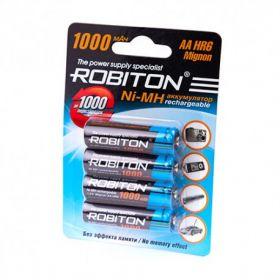 """Аккумулятор AA """"Robiton"""" 1000 mAh 1.2v"""
