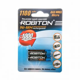 "Аккумулятор AAA ""Robiton"" 1100 mAh 1.2v"