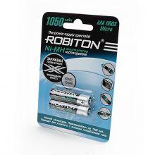 "Аккумулятор AAA ""Robiton"" 1050 mAh 1.2v"