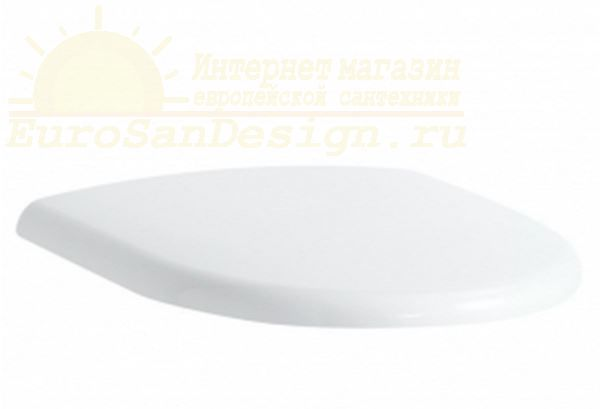 Стульчак для унитаза Laufen Moderna Plus с микролифтом ФОТО