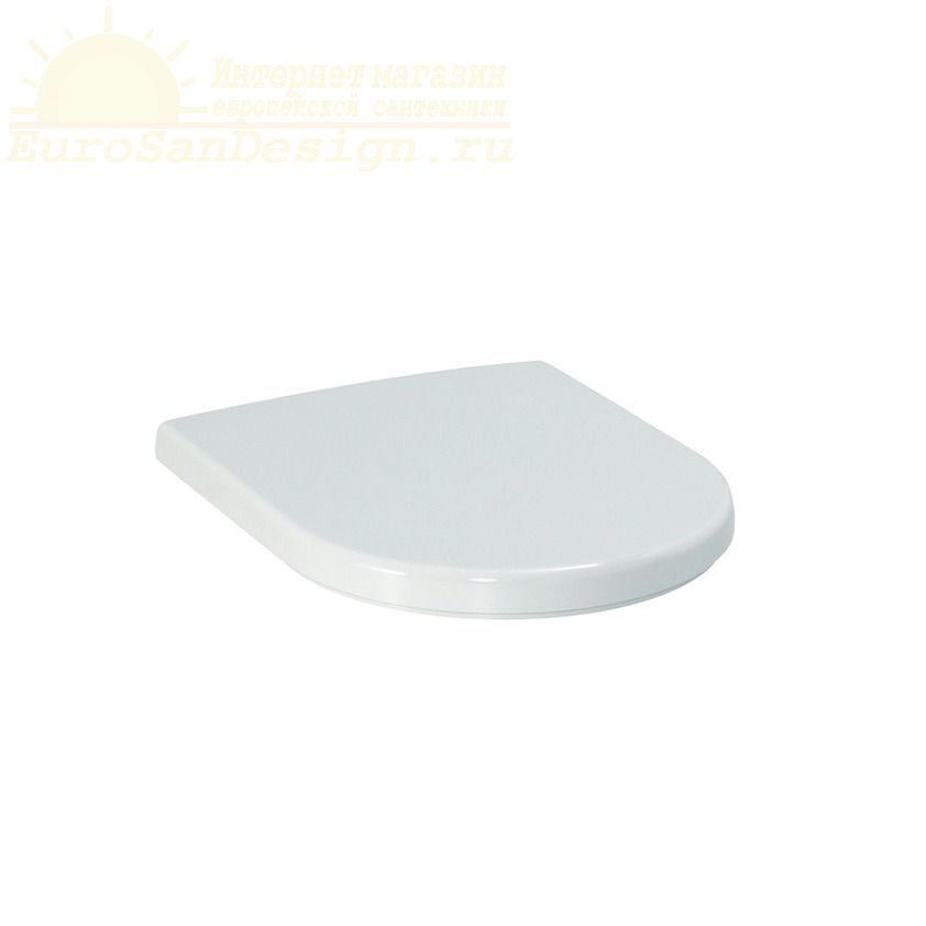 Легкосъемная крышка для унитаза Laufen Pro 8.9195.0.000.003.1 ФОТО