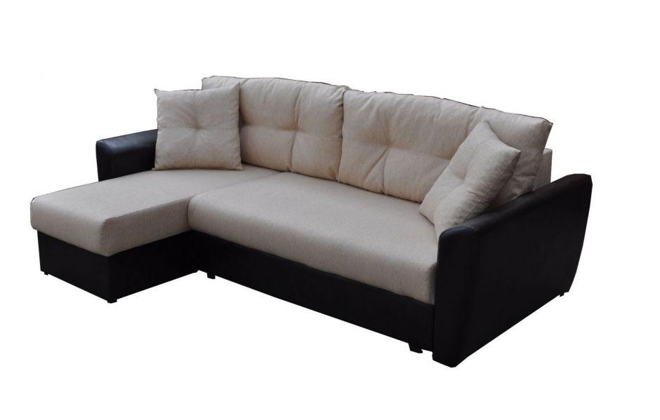 """Угловой диван """"Амстердам"""" серый"""