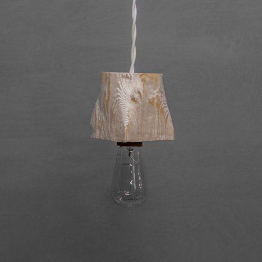 Подвесной светильник Querk 2 белый