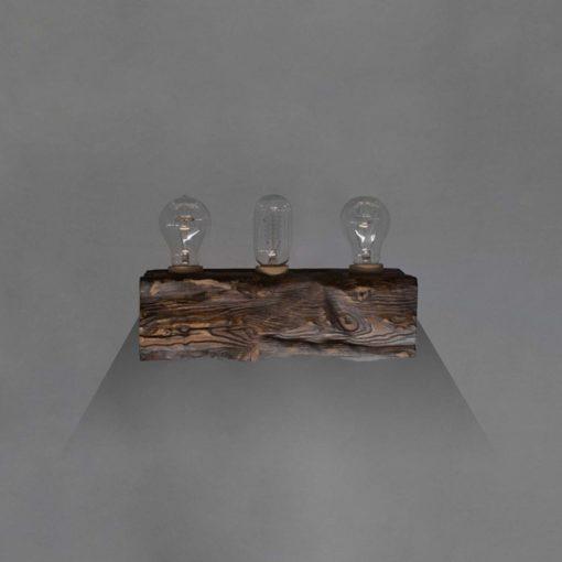 Настенный светильник Cube 3-2