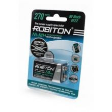 """Аккумулятор """"Robiton"""" 270 mAh 9v"""