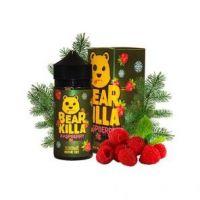 Е-жидкость Avalon Bear Killa Raspberry, 100 мл.