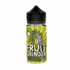 Е-жидкость Avalon Fruit Grinder Tropical Weekend, 100 мл