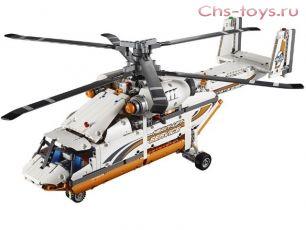 Конструктор King Technology Грузовой вертолет 20002 ( 42052) 1060 дет