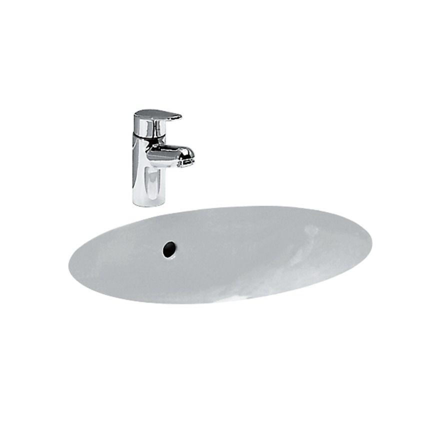 Встраиваемая раковина Laufen Birova для ванной комнаты 49х35 ФОТО