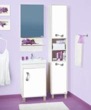 Набор мебели для ванной комнаты Бриклаер Аргентина 50