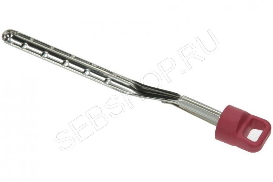 Заглушка бойлера с планкой для сбора накипи парогенератора TEFAL ( Anti-Calc collector) Артикул CS-00112641