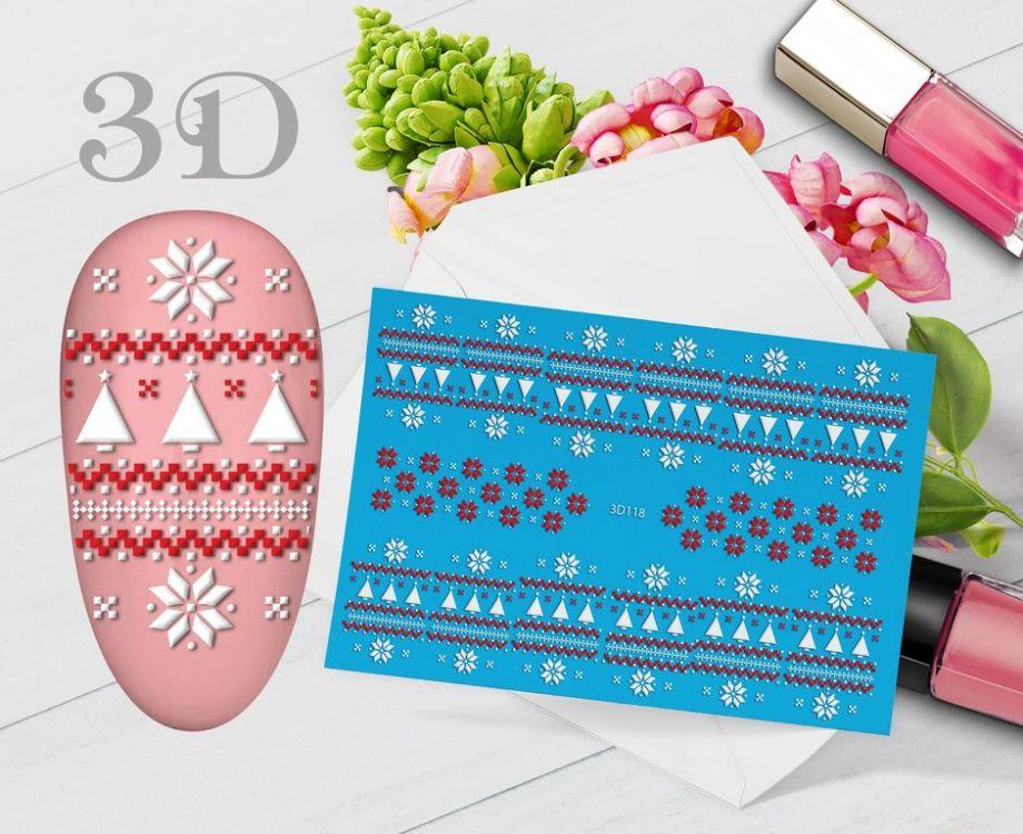 Слайдер-дизайн Anna Tkacheva 3D/118