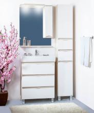 Комплект мебели для ванной комнаты Бриклаер Токио