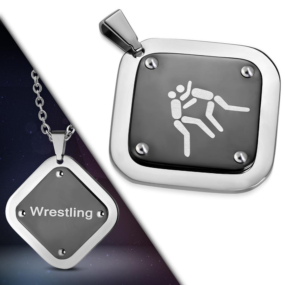 Кулон Wrestling