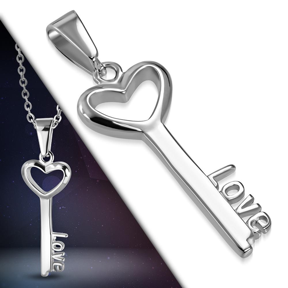 Кулон Ключ Любви