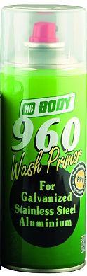 HB Body Спрей-грунт 960 Wash Primer, объем 400мл.