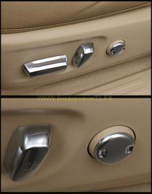 Накладки на сидения для Toyota Land Cruiser Prado 150