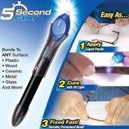 Горячий клей 5 Second Fix с сушкой ультрафиолетовым светом