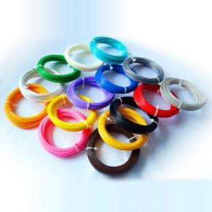 Набор для 3D ручки 15 цветов PLA 1.75 мм
