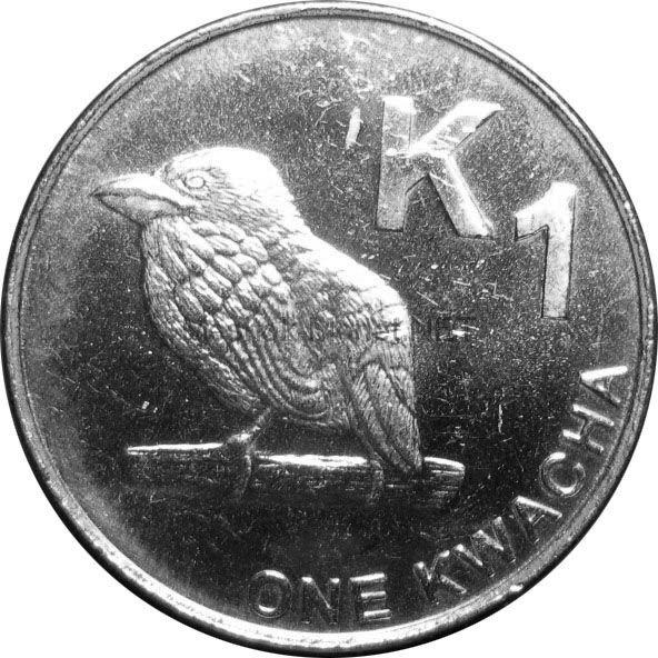 Замбия 1 квача 2012 г.