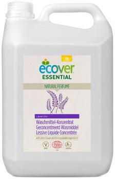 Ecover Essential Жидкое средство для стирки универсальное суперконцентрат Ecocert 100 стирок 5 л