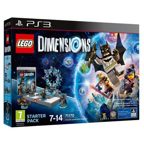 Конструктор Lego Dimensions 71170 Для начинающих