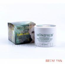 Маска для лица Deep Cleansing Bubble Mask, TM Mondsub, 100 мл.
