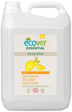 Ecover Essential Жидкость для мытья посуды лимон Ecocert 5 л
