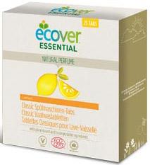 Ecover Essential Таблетки для посудомоечной машины классические Ecocert 500 г