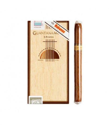 Кубинские сигариллы Гуантанамера Пурито (5*10)