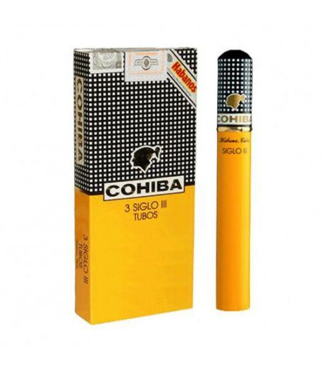 Кубинские сигары Коиба Сигло №3 (3) Т/А