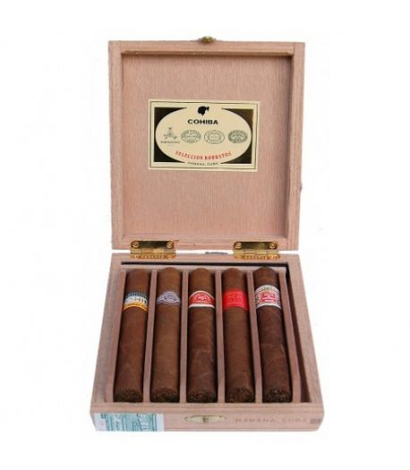 Кубинские сигары Комбинационес Селекцион Робусто  Т/А