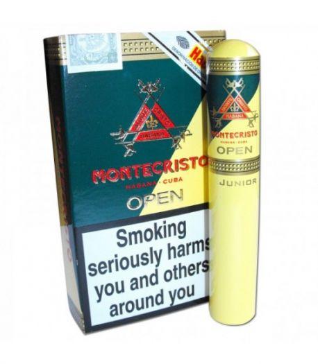 Кубинские сигары Монтекристо Джуниор (3) Т/А