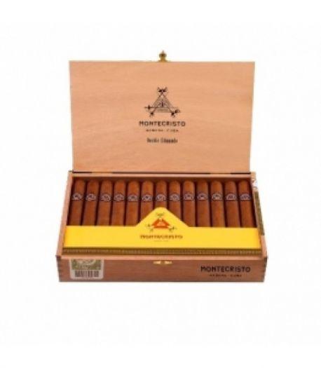Кубинские сигары Монтекристо Тубус (25) Т/А шт