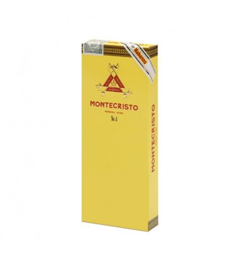 Кубинские сигары Монтекристо №4 (3)