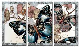 Бабочки в рамочке