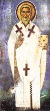 Фока Синопийский (рукописная икона)